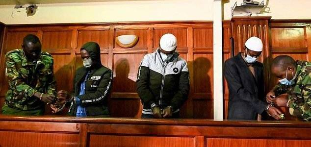Two men guilty of conspiracy with Al-Shabaab terrorists over the Westgate shopping mall attack in Kenya