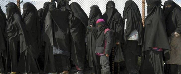 Up to 25000 Syrians to be released from camp for Islamic State terrorists