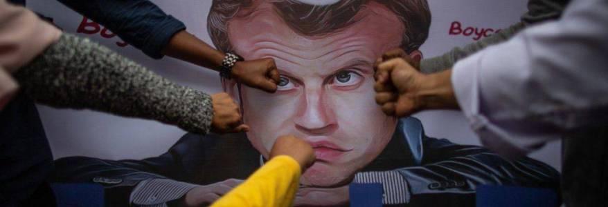 Al-Qaeda terrorist group openly threatened to kill the France President Macron