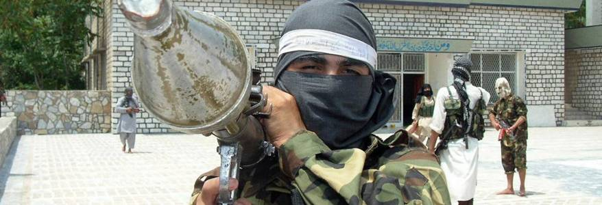 Al Qaeda terrorists aiding Taliban in attack on the Helmand province in southern Afghanistan