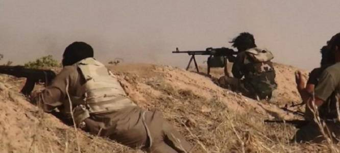 At least 15 Syrian soldiers and loyal militiamen killed in surprise attack in Hama desert