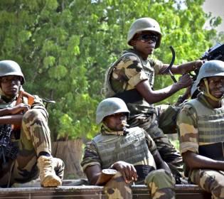 GFATF - LLL - Boko Haram terrorists attacked Nigerian governor convoy killing nine people