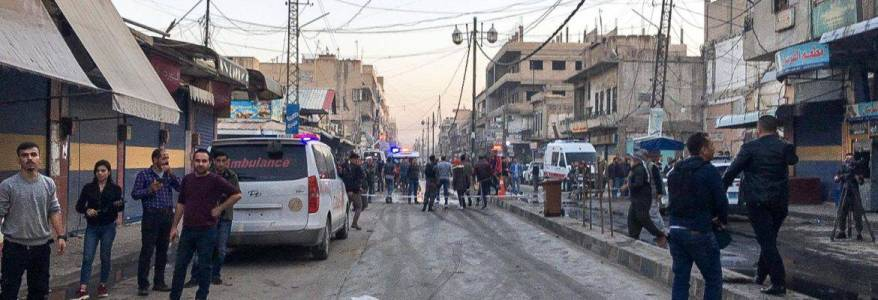 Car bombing in northern Syria killed five people