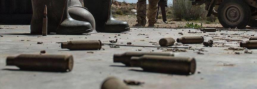 Iraqi authorities arrested two Islamic State terrorist group members