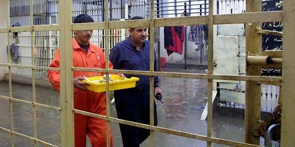 Iraqi authorities executed 21 people convicted of terrorism