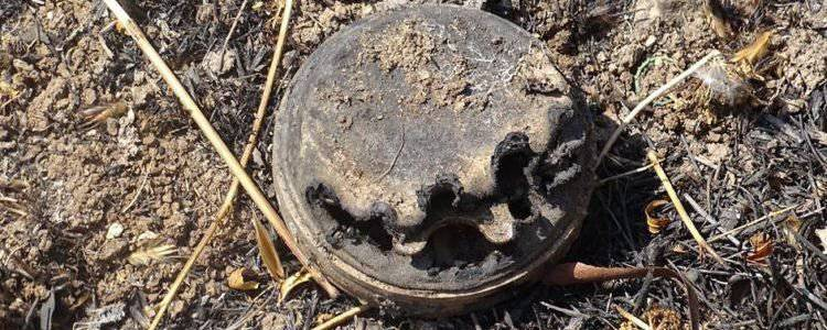 Islamic State landmine explodes killing two children in Deir ez-Zor countryside