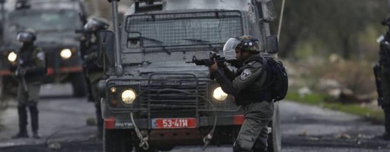 Palestinian man shot dead after alleged car-ramming attack outside of Jerusalem