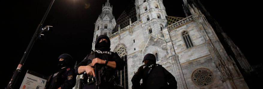Swiss terror suspects in Vienna attack already faced terror charges