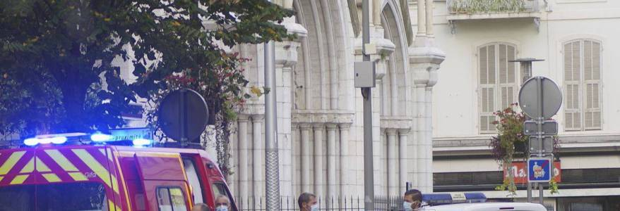 Third terror suspect arrested in connection to suspected terrorist attack in French church