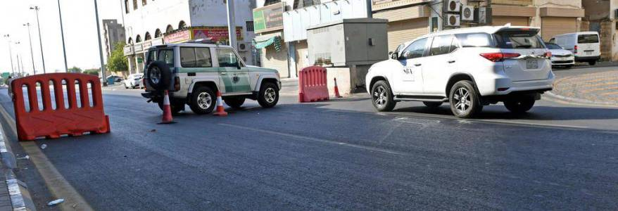Three people wounded in blast at non-Muslim Saudi cemetery