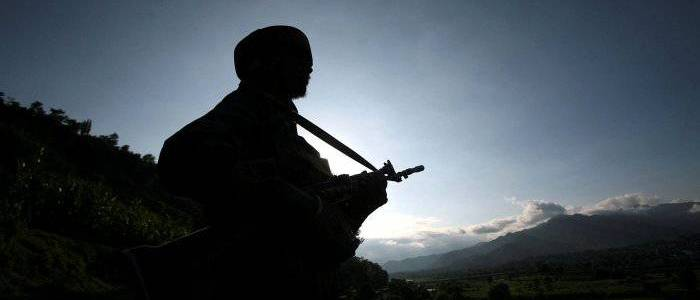 Two Pakistani soldiers killed in anti-terror operation in the South Waziristan district