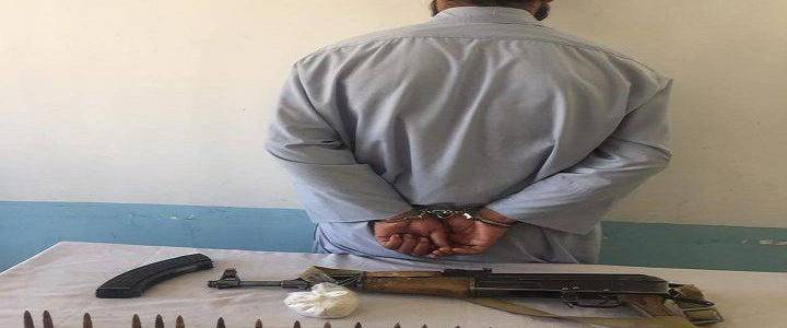 Two members of Islamic State terrorist group arrested in Kabul