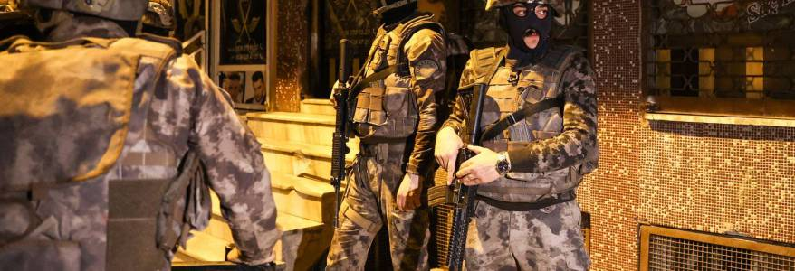 At least 29 terror suspects arrested in Turkey due to Islamic State terrorist group links