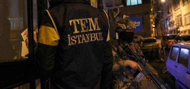 At least 35 Islamic State terror suspects arrested in capital Ankara by the Turkish forces