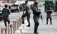 Bomb blast killed three security personnel in Afghanistan