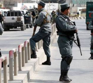 GFATF - LLL - Bomb blast killed three security personnel in Afghanistan