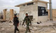 Islamic State terrorist group still strongly present in Syria