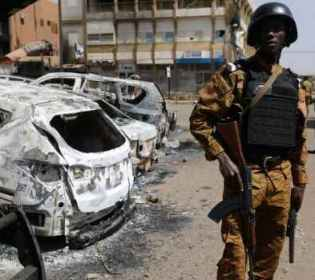 GFATF - LLL - Islamist violence escalates in Burkina Faso making widespread hunger situation worse