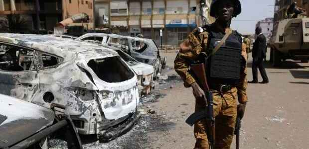 Islamist violence escalates in Burkina Faso making widespread hunger situation worse