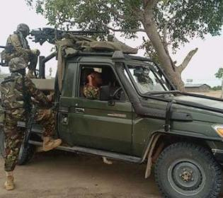 GFATF - LLL - Kenyan special forces killed four Al Shabaab terrorists in forest raid