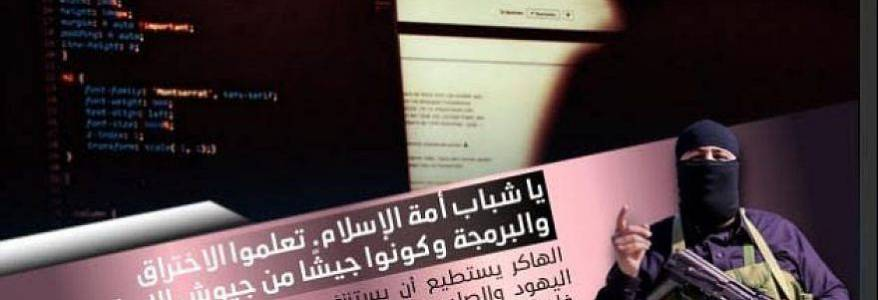 Pro-Islamic State media urges Muslim youth to become hackers