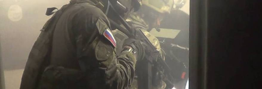 Russian security forces thwarted over 40 terrorist attacks in 2020