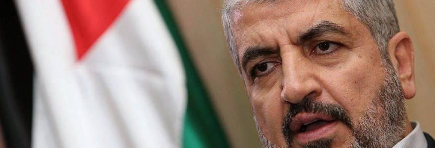 Sudan revokes citizenship of former Hamas leader Khaled Mashaal