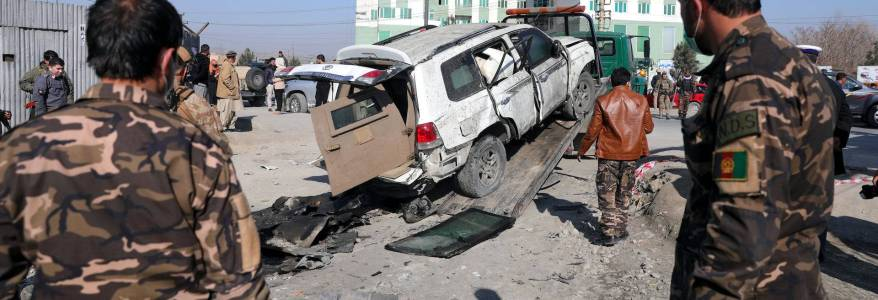 Taliban terrorists are using magnetic sticky bombs to assassinate Afghan officials