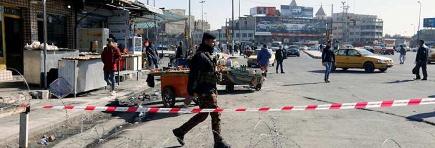 Islamic State terrorist group claimed the deadly and rare twin blasts in Baghdad