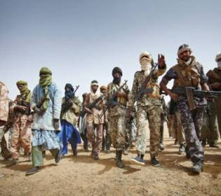 GFATF - LLL - More than 36 deaths in twin terrorist attacks in Mali