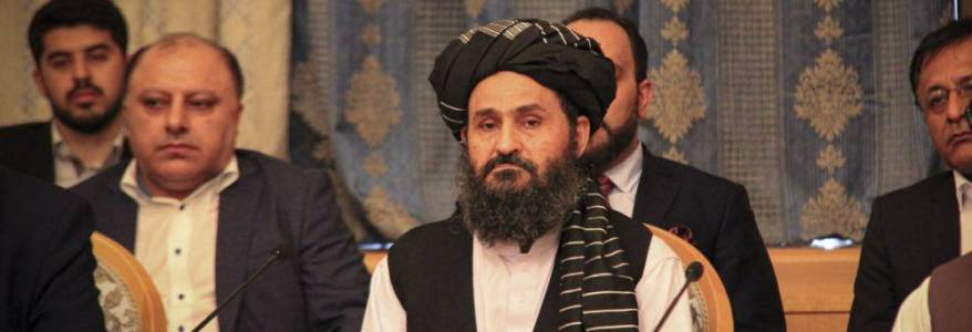 Taliban delegation in Iran for talks with Iranian officials