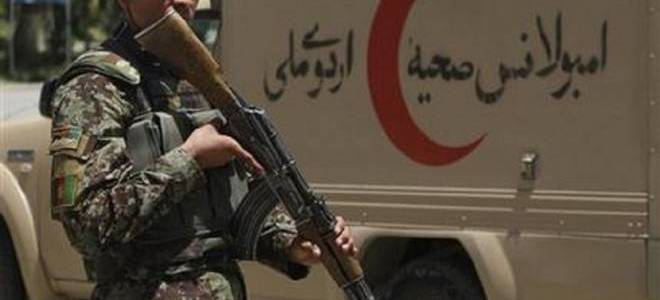 Taliban infiltrator killed six security forces in Ghazni
