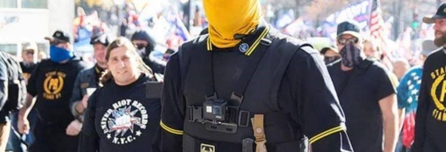 Canada designates the Proud Boys a terrorist group alongside al-Qaeda and Islamic State