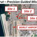 Four more sites linked to Hezbollah missile array exposed in the heart of Beirut
