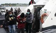 Indonesian authorities detained three Jamaah Ansharut Daulah terrorist suspect