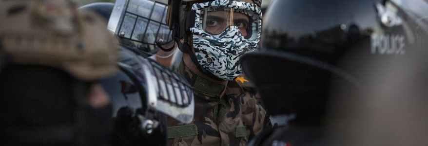 Iraqi Counter-Terrorism service arrested four Islamic State terrorists