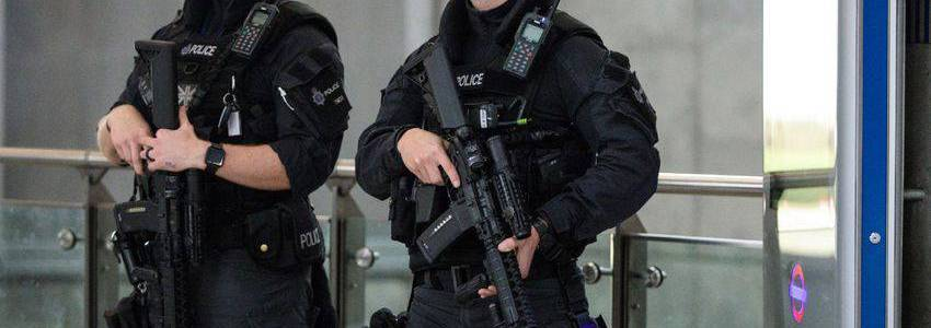 Man aged 18 from south-east London arrested for spreading terrorist material