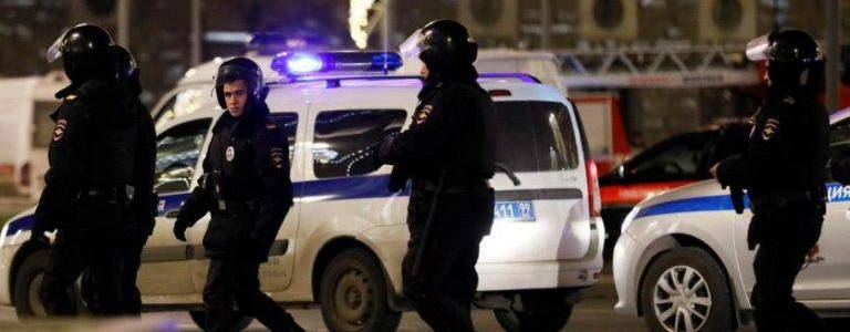 At least seven students and a teacher killed in Russian school shooting terror attack