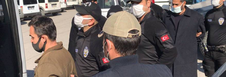 Twelve terror suspects with links to the Islamic State terrorist group detained in Istanbul