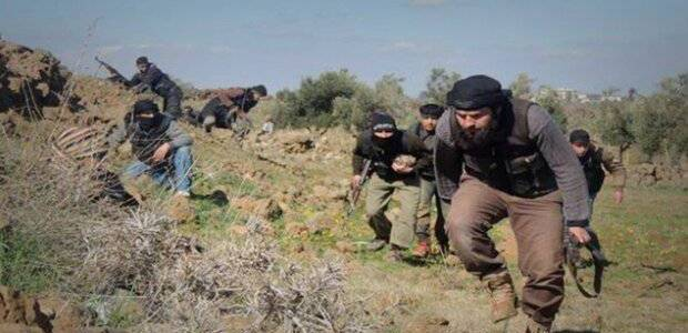 Islamic State terrorist group might exploit Rab'Allah armed parades