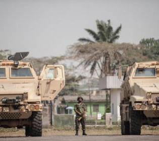 GFATF - LLL - Islamic State-linked attack on UN base in Nigeria traps 25 aid workers