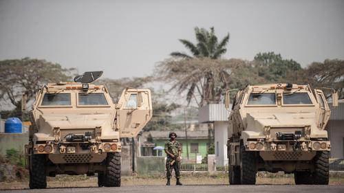 Islamist raid in Niger leaves two gendarmes and a policeman dead