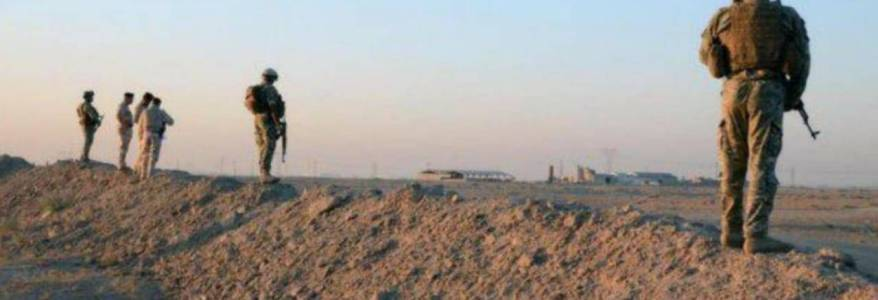 Islamic State terrorist group operates in Iraq through border gaps and hidden tunnels