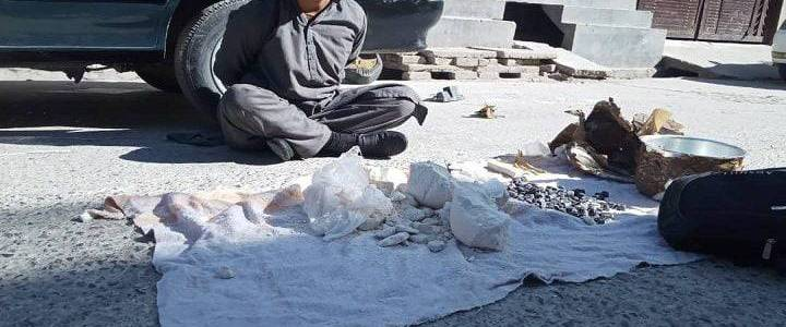 Islamic State terrorist plot failed in Nangarhar
