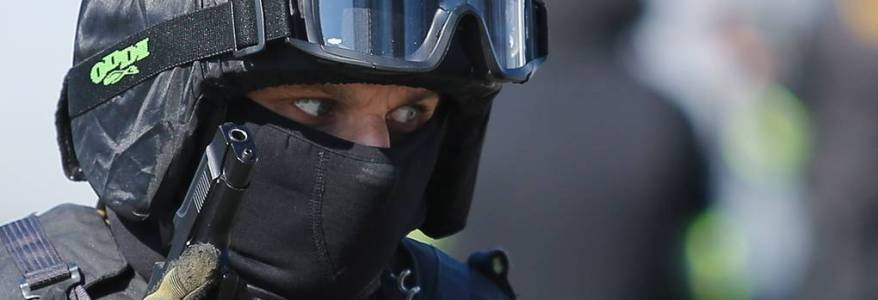 Russian FSB forces detained a terror suspect plotting a terrorist attack against an educational institution