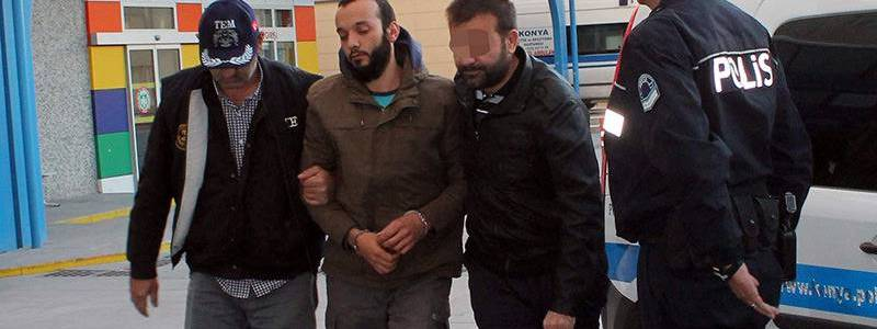 Turkish police forces detained eight foreign nationals in anti-Islamic State operation in Istanbul