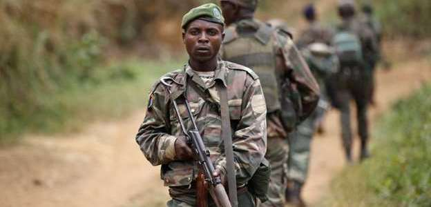 Suspected Allied Democratic Forces rebels killed 23 in eastern DR Congo terror attack