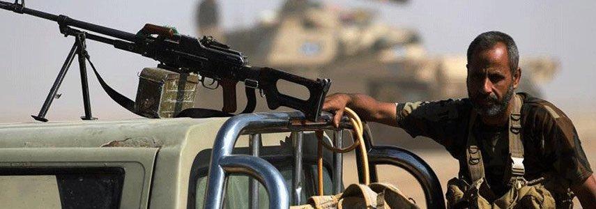 Iraqi soldier killed in an Islamic State terrorist attacks in Diyala