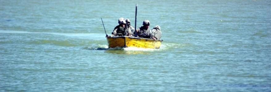 Islamic State terrorists kidnapped two fishermen near the Hamrin Lake