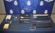 Spanish police arrested five terror suspects on suspicion of preparing a terrorist attack